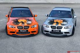 Coupe Series e92 bmw m3 for sale : Official: G-Power BMW M3 CRT and M3 GTS - GTspirit