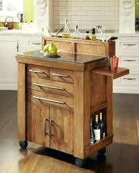 Rustic Portable Kitchen Island Large Portable Kitchen Island With