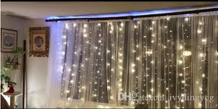 string light curtain perfect decoration warm white lights crazy 300led window curtain lights string