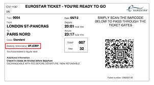 How To Change Your Eurostar Train Seats Rail Europe Help