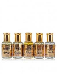 Набор <b>масляных</b> духов <b>Gold Set Khalis</b> Perfumes