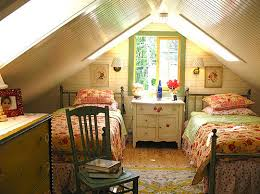 2 attic space  House Dreams