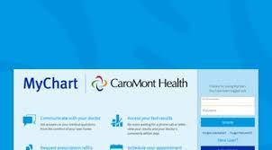 My Chart Caromonthealth Org Visit Mychart Caromonthealth Org Mychart Application