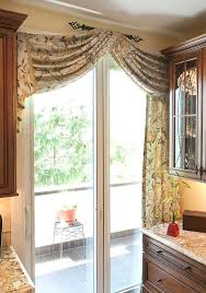 sliding door valance furniture interiors sliding glass door sliding glass door wood valances