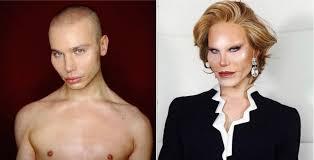 insram makeup star alexis stone lived three months pretending he d gotten dramatic plastic surgery