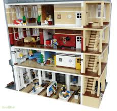 De Luca's Menswear :: My LEGO creations. Come to De Luca's for stylish  menswear!