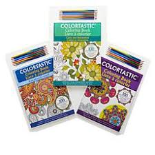 coloringbooks. Wonderful Coloringbooks Colortastic 3pack Coloring Books With 18 Colored Pencils  To Coloringbooks