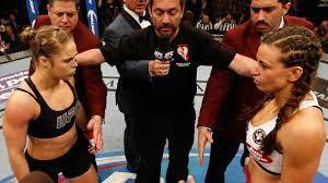 Free Fight: Ronda Rousey vs Miesha Tate ...