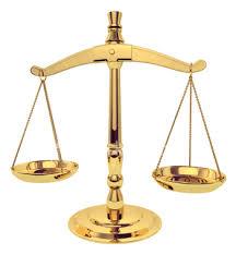 Resultado de imagem para desenho de balança da justiça