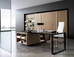 great office interiors. Awesome Office Furniture Grey Desk Chair Reception Modern Image Of Cool Executive Interiors Trends And Ideas Great