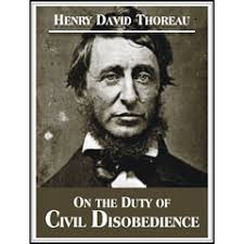 salt of the earth press on the duty of civil disobedience by henry david thoreau