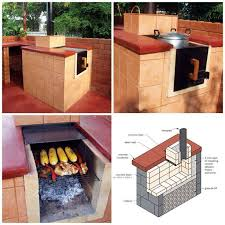 diy all in one outdoor smoker stove oven grill