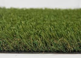unique fiber shape indoor outdoor carpet grass turf green artificial for city decoration