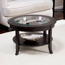 round glass top coffee table with metal base canada wooden ideas best round glass top coffee