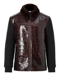leather jacket cocco jacket