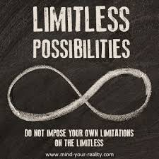 Image result for images about being limitless