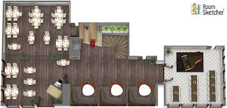 The 3d models offered on our website will help you to create a place with a special atmosphere. Top 6 Restaurant Floor Plan Creators