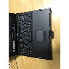 Laptop quân đội, Laptop Nec chuẩn quân sự core I7 có cổng com rs232 serial  port