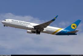 UR-GEA   Boeing 767-322(ER)   Ukraine International Airlines ...