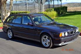 Daily Turismo: 20k: Fortified Whine: 1994 BMW M5 Touring