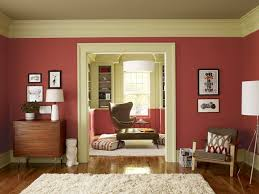 Paint Colors For Living Room With Dark Brown Furniture Paint Color Samples Colors Decorating Living Room Decor Ideas