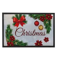 christmas door mats outdoor. Christmas Bathroom Carpet,Christmas Doormat For Entrance Door,Red Door Mat Outdoor,Rubber Mats Outdoor