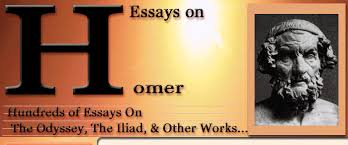 homer the odyssey and the iliad essays homer and the odyssey and the iliad