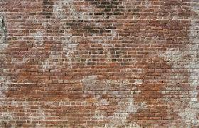 faux brick wallpaper old brick wall