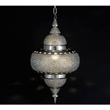 moroccan style chandelier cool metal light