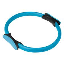 <b>Кольцо для пилатеса</b> TORRES YL5004, синее — купить в ...