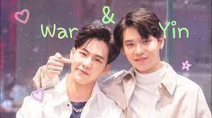 OPV}  YinWar  -อย่ายิ้ม-#หยิ่นวอร์#วีมาร์ค ^ω^🤩🤩 - YouTube