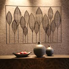 Red Barrel Designs Top 20 Of Metal Leaf Wall Decor By Red Barrel Studio