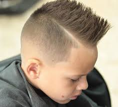 creative while once barely any thought went into haircuts for boys savvy moms these days are particular about the haircut their sons wear apart from being