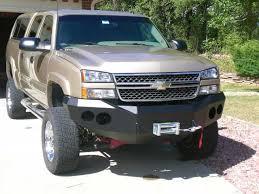 Kick ass custom front bumper