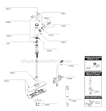 moen pull out faucet repair. Perfect Repair Moen 7570C Parts List And Diagram  After 1010  EReplacementPartscom For Pull Out Faucet Repair T