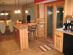 tile vs hardwood in kitchen