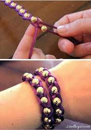 diy bead bracelets diy craft crafts