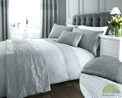 white silver duvet cover white and silver bedding set brilliant modern sequined silver duvet cover bedding white silver duvet