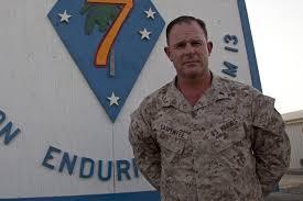 Marine Gunners Dvids News Lucky Number Seven Marine Gunner Reflects On