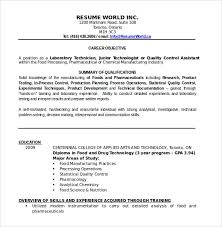 Sample Food Service Resume 6 Documents In Pdf Word