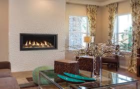 3615 ho gsr2 with flat trim gas fireplace