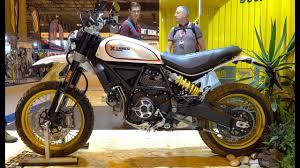 motorcycle live ducati desert sled youtube