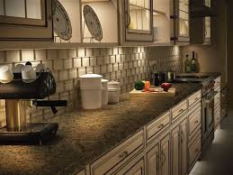 Kitchen Cabinet Lighting Options Battery Operated Led Lights Under Kitchen Cabinets 2 Pack