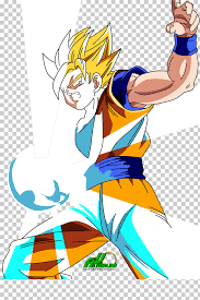 How To Get Victory Light In Dokkan Battle Goku Art Saiyan Super Saiya Kamehameha Goku Png Clipart