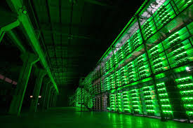 The short answer is yes. Inside Russia S Largest Bitcoin Mine Bloomberg
