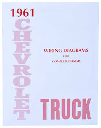 gm truck parts literature multimedia literature wiring 1961 truck wiring diagram