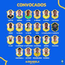22 لاعباً في قائمة البرازيل لخوض أولمبياد طوكيو.. وغياب فينيسيوس - اليوم  السابع