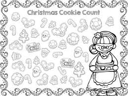 Christmas Cookie Count >> Counting and Graphing >> Part of the ...Christmas Cookie Count >> Counting and Graphing >> Part of the Christmas Kindergarten Maths