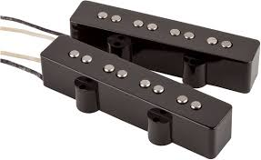 fender original jazz bass pickups set of fender pickups and fender original jazz bass pickups black