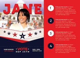 Campaign Poster Template Rome Fontanacountryinn Com
